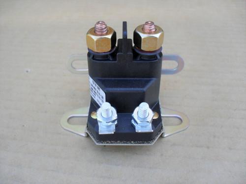 Universal Starter Solenoid for Snapper 1722739, 1755382YP, 18604, 7018604, 7075622, 7075622SM, 75622, 1-8604