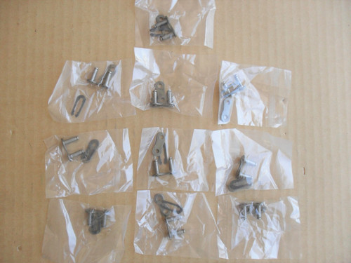 Master Link for Drive Chain # 41, Shop Pack of 10 Connecting Links 250-101