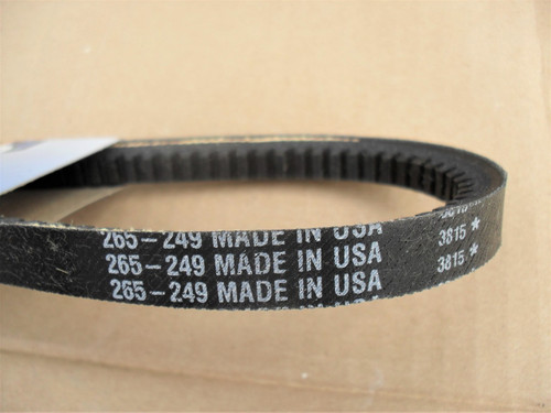 Auger Drive Belt for MTD 754-04050, 954-04050, 954-04050A , Made In USA, Snowblower, snow blower, snow blower thrower