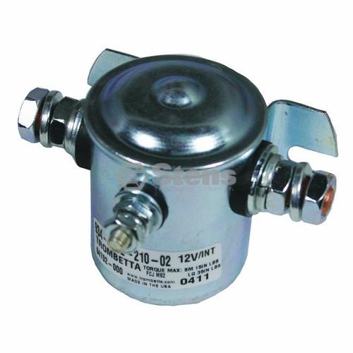 Starter Solenoid for Snapper 1-9544, 19544, 7019544