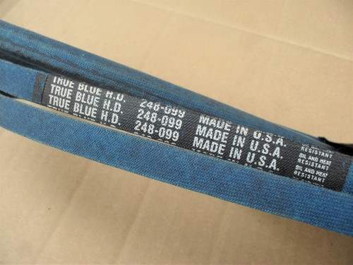 Belt for Murray 23749, 37X22, 37X22MA, Made in USA, Kevlar cord, Oil and heat resistant