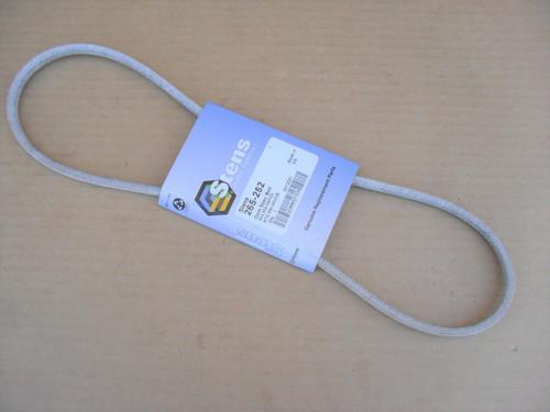 Edger Drive Belt for Cub Cadet LE100, 754-04032, 754-04032A, 754-04032B, 754-0465, 954-04032, 954-04032A, 954-04032B, 954-0465, OEM-754-04032
