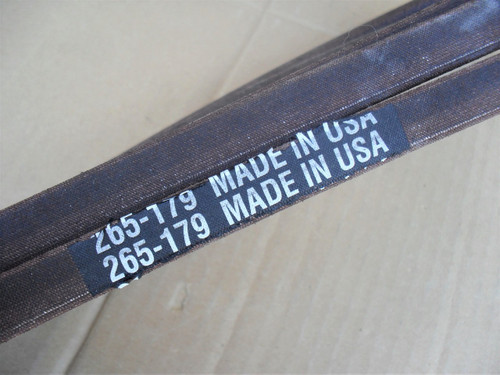 "Deck Belt for Scag Freedom Z with 48"", 52"" 61"" Cut 483326, Made In USA"
