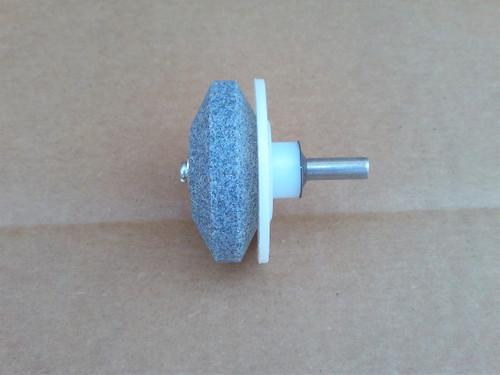 Blade Sharpener Grinder Wheel for Craftsman Lawn Mower Blades, Roto Tiller Tines 64988