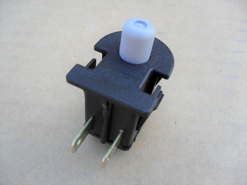 Delta Seat Safety Switch for John Deere X465, X475, X485, X495, X575, X585, X595, X700, X720, X724, X728, X729, X740, X744, X748, X749, Z225, Z245, Z425, Z445, Z465, AM131968, 6440-604, 6440604, Made In USA