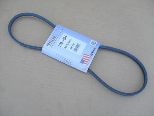 Drive Belt for John Deere JA62, JA65, JE75, JX75, JX85, 12SB, 14SB, M73604, M77167, Oil and Heat Resistant, Kevlar Cord, Made in USA