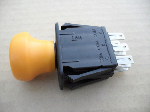 Delta PTO Switch 6201343, 6201-343, Made In USA