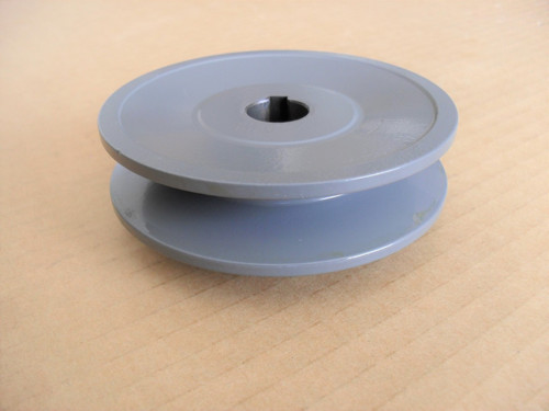 "Deck Spindle Pulley for Bunton 32"", 36"" and 48"" Cut PL0636"