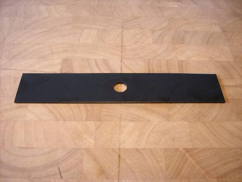 "Edger Blade for Black and Decker, 82-020, 82020, Width 1-1/2"" Length 8-5/16"", Center Hole 1/2"""