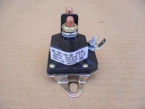 Starter Solenoid for Viking 6120-430-0500, 61204300500