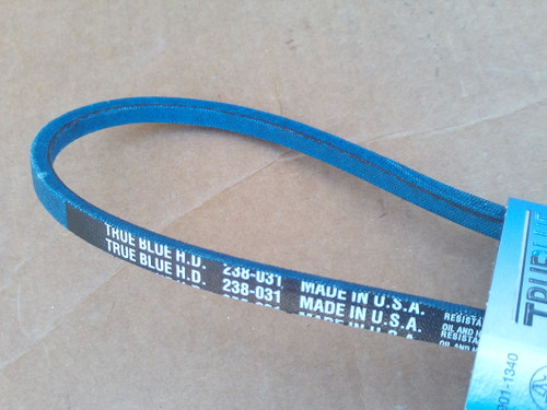 Belt for Bunton 3766230R1, 3766230-R1