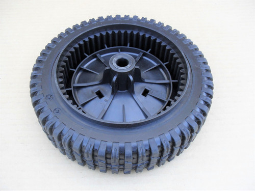 Self Propelled Drive Wheel Tire for Husqvarna 6522SH, 6522SL, 532150340, 532180775, 532193144, 53 Drive Teeth