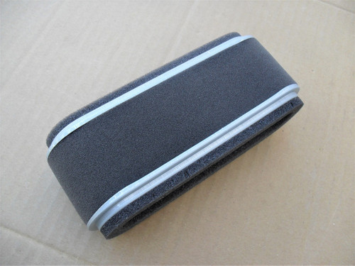 Air Filter for Kawasaki FB460, 110132020, 110132021, 11013-2020, 11013-2021 Includes Foam Pre Cleaner Wrap