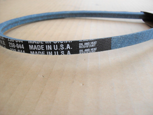 Belt for Gates 6744, Made In USA, Kevlar cord, Oil and heat resistant