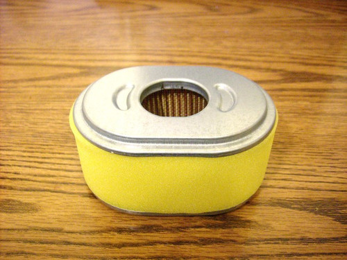 Air Filter for Lesco 034182 Includes Foam Pre Cleaner Wrap