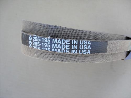 Deck Belt for MTD RZT42, ZT42, ZT17, 754-04045, 954-04045 Made In USA