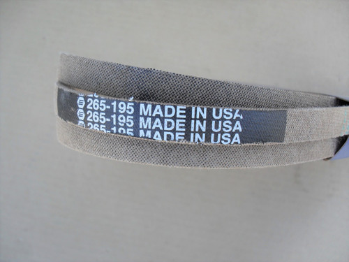 Deck Belt for Toro LX420, LX423, LX425, LX426, LX427, 1125800, 112-5800, Made In USA