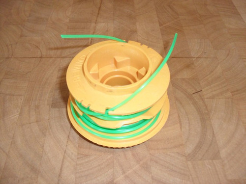 Bump Head Spool for MTD, Ryobi and Troy Bilt 105R, 132R, 725R, 767R, 775R, 825R, and 875R, 791-181460B, 791-181460, 791-181472, 791-181464