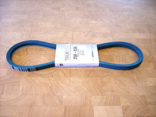 Belt for Bluebird 339, 539000339 Blue bird, Made in USA, Kevlar cord, Oil and heat resistant