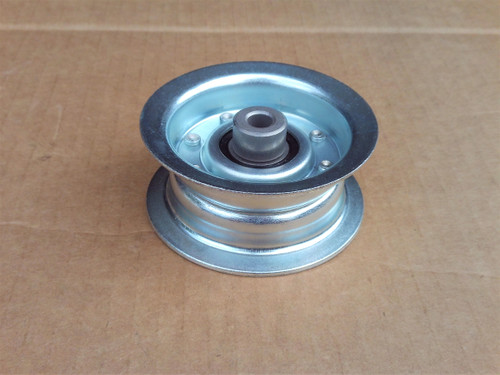 """Idler Pulley for FMC 603810, 60-3810 ID: 3/8"""", OD: 3-1/2"""", Height: 1-9/16"""" Flat"""