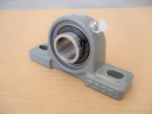 Pillow Block Bearing for Woods 6180, 6182, 6200, 6210, 6215, 6250, 70345 and most mowing machines