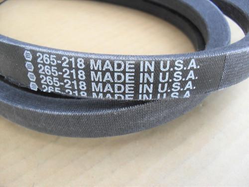 "Deck Belt for Husqvarna GTH2654, LGTH2454, LGT2654, YTH2454 with 54"" Cut 196103, 532196103, 587686701 Made In USA"