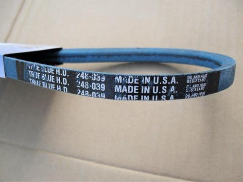 Belt for Simplicity 161098, 161098SM, 1664506, 1664506SM, 166570, 1665706, 1665706SM, 166570SM, 2026755, 2026755SM, 2161098, 2161098SM, 8021077, 8021077SM, Made in USA, Kevlar cord, Oil and heat resistant