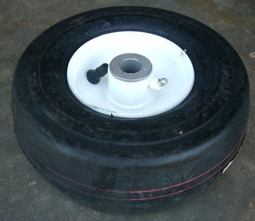 Deck Wheel for Carlisle 9x3.50-4, 457051, GRA3, GRA-3