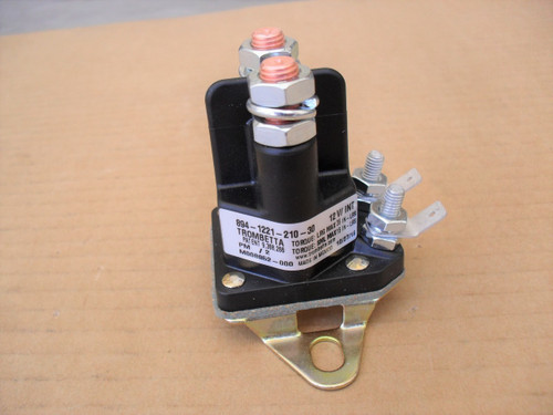 Starter Solenoid for Countax 4481480100, 44-814801-00