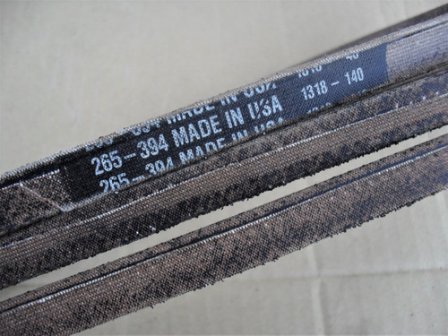 Deck Belt for Ferris 23256, 5023256, Made In USA