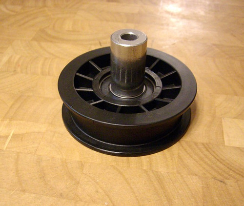 Flat idler pulley for Flymo, Husqvarna, Jonsered, Partner, Poulan 532 17-91 14, 532179114