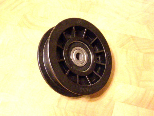 Flat Idler Pulley for Flymo 532179114