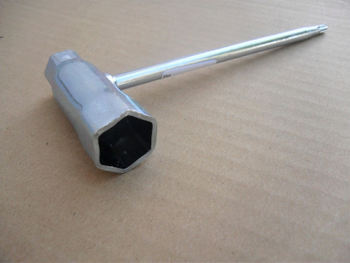 Torx T Wrench for Makita 78202533, 940827000, 782 0253 3, 940 827 000, T27