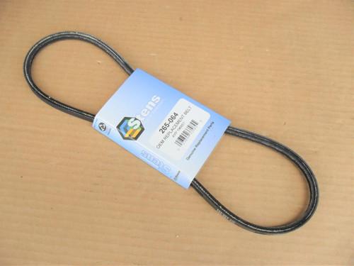 Self Propelled Drive Belt for Husqvarna 62522SH, 6522SH, 6522SL, HU700F, XT722FE, 532196857, 532 19 68-57, Made In USA, lawn mower