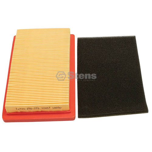 Air Filter for Cub Cadet 751-10298, 951-10298, 690-200-0018 includes foam pre cleaner
