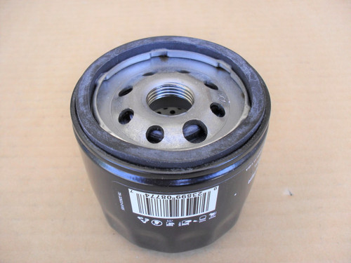Oil Filter for Kohler Command CH11 to CH16, CH18 to CH25, CH410 to CH450, CV13 to CV16, CV18 to CV25, CV430 to CV493, SV470 to SV620, 1205001, 1205001S, 1205008, 12 050 01, 12 050 01-S, 12 050 08, Made In USA