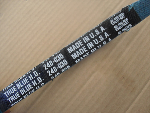 Belt for Simplicity 124025, 124025SM, Made In USA, Kevlar cord, Oil and heat resistant