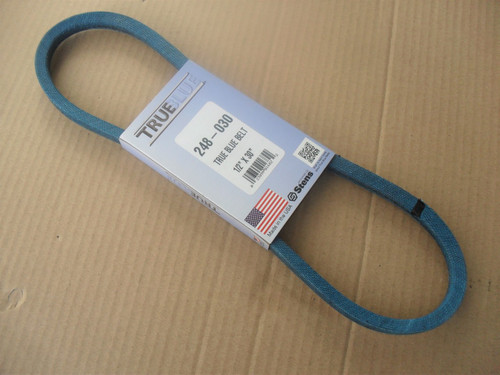 Belt for Bunton PG757, Made In USA, Kevlar cord, Oil and heat resistant
