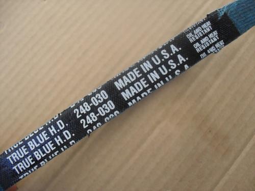 Belt for Bunton PG757 Oil and heat resistant