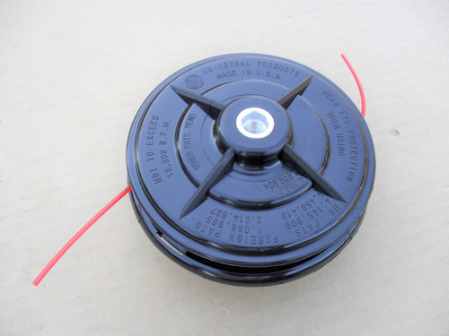 String Trimmer Bump Head for Black and Decker 82255, 82257, 82267, 827104, 82894, 8271-04, 8289-4, Made In USA