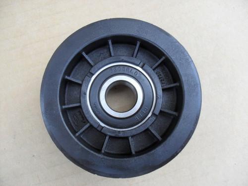 Drive Flat Idler Pulley for John Deere G110, L100, L110, L118, L120, L130, GX20287
