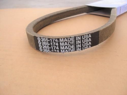 Drive Belt for Toro LX420, LX423, LX425, LX460, LX500 1120305, 112-0305 Made In USA
