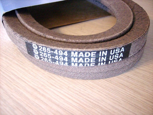 "Deck Belt for Murray 42"" Cut 37X75, 37X75MA, 037X75MA Made In USA"