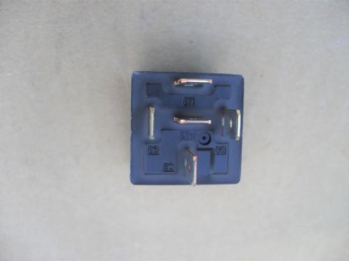 Starter Relay for Exmark Lazer Z, 987249, 98-7249