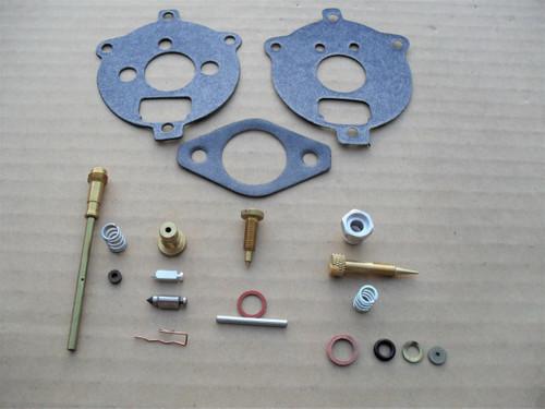 Carburetor Rebuild Kit for Briggs and Stratton 7 HP, 8 HP, 398235 &
