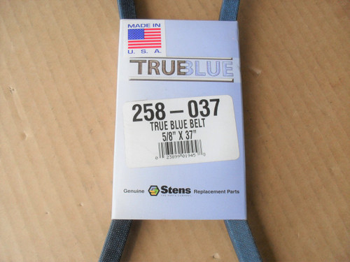 Belt for Ford 27666, Made in USA, Kevlar Cord, Oil and heat resistant