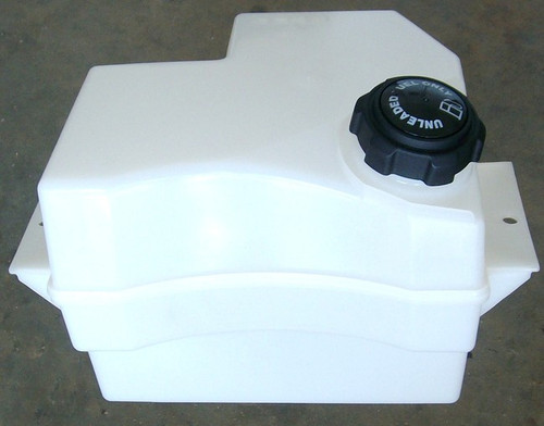 Gas Fuel Tank for AYP, Craftsman, Husqvarna and Poulan 532174642, 532140280, 161911, 174642, 180645 and 532161911