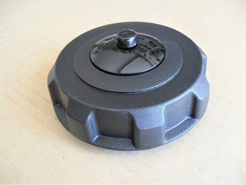 """Gas Fuel Cap for Ventrax 470144, I.D. 3-1/4"""", Made In USA"""