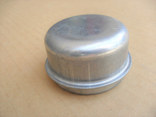 Grease Bearing Dust Cover Cap for Kees Wheel, Fork 102535 Made In USA
