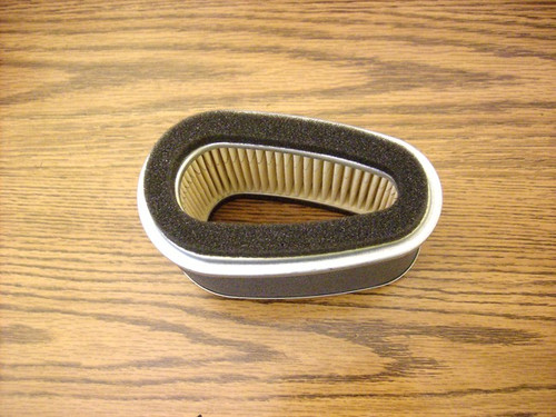 Air Filter for Kawasaki FC290V, 9 HP, 110132093, 11013-2093, Includes Pre Cleaner Wrap